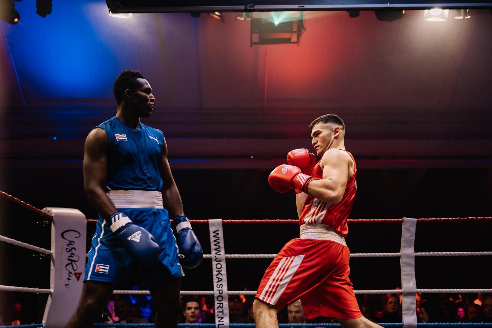 World Port Boxing 2017