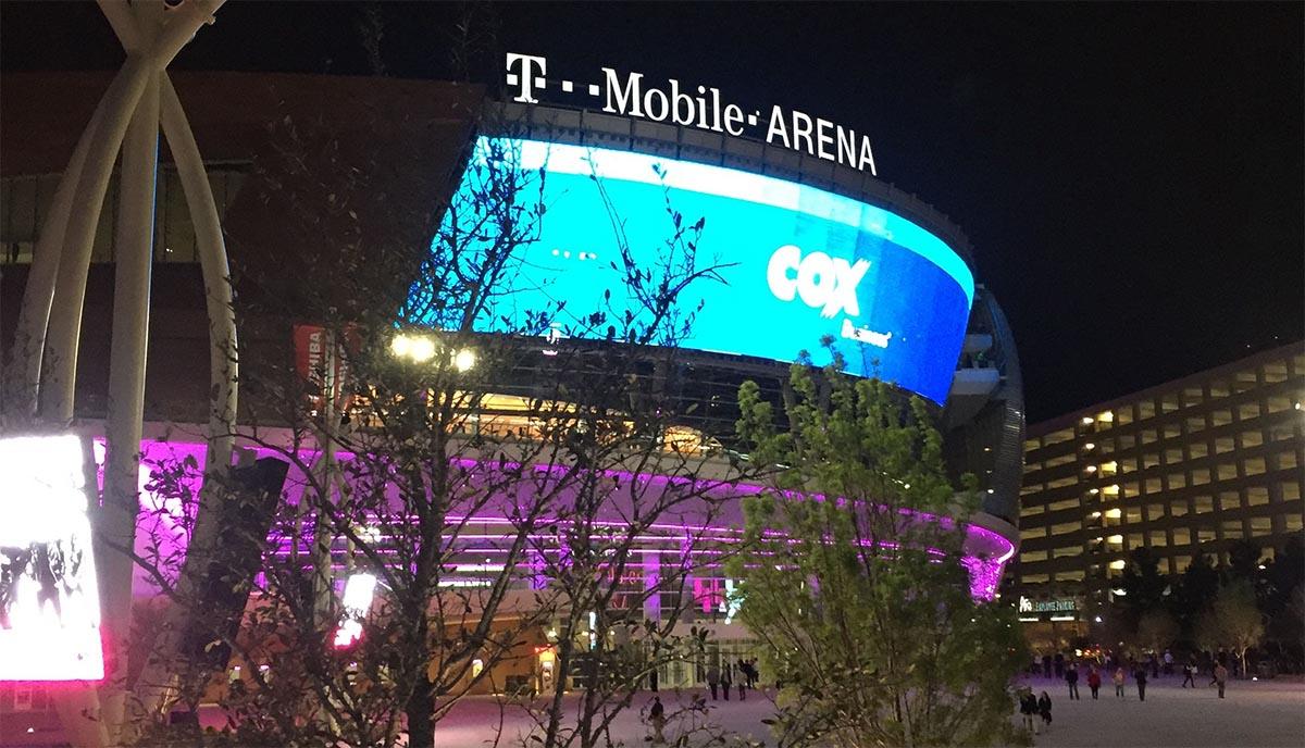 Fury vs Wallin T-Mobile Arena